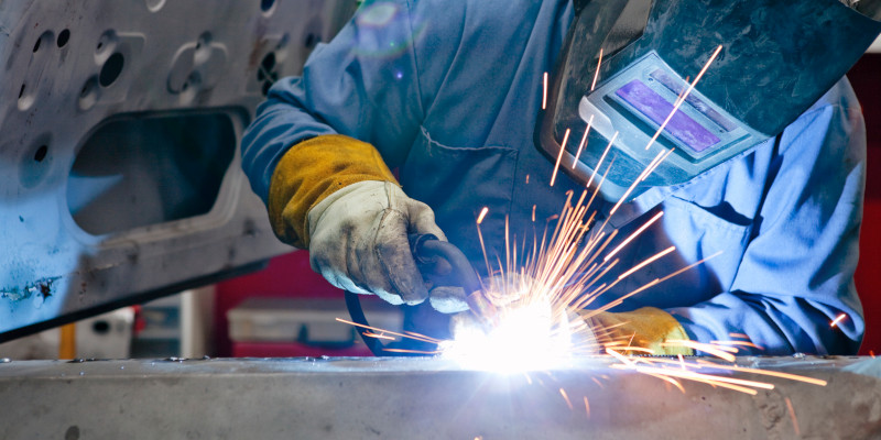 Auto Welding in Clemmons, North Carolina