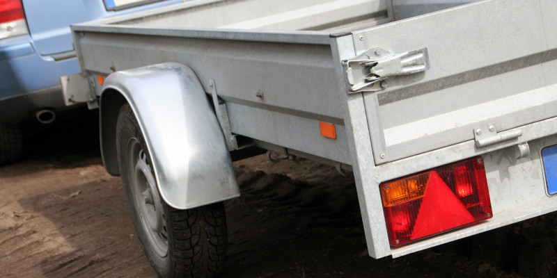 Trailer Light Repair in Clemmons, North Carolina