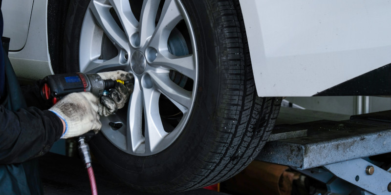 Tire Repair in Clemmons, North Carolina