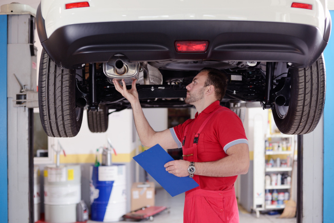 If You Need Muffler Repair, Don't Delay!