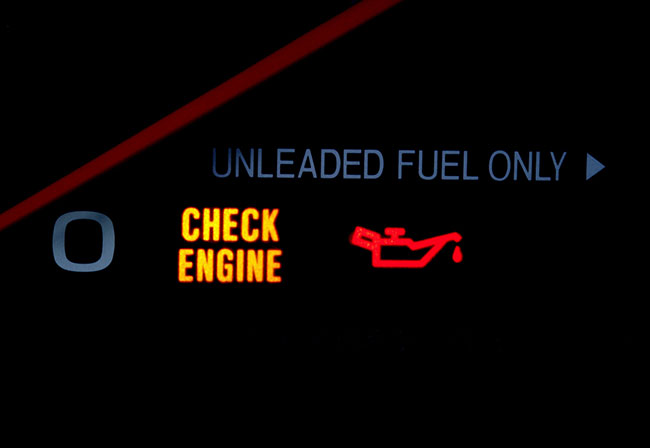 The Check Engine Light: A Beginner's Guide